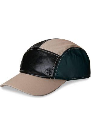 Le Mont St Michel Women Caps - Nell colour-block cap