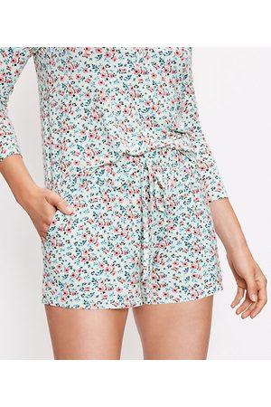 LOFT Women Pajamas - Petite Floral Pajama Shorts