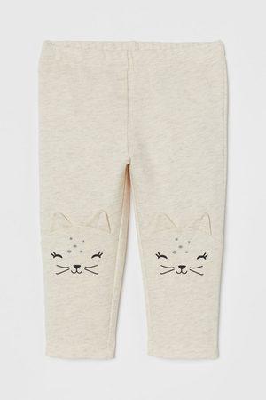 H&M Brushed-inside leggings