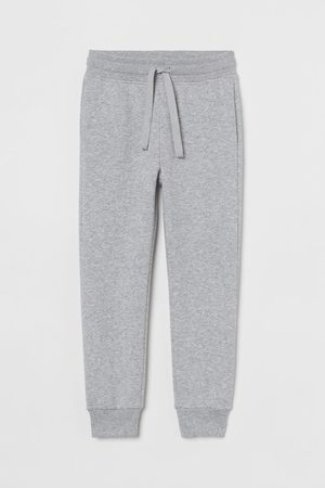 H&M Kids Tracksuits - Brushed-inside Joggers
