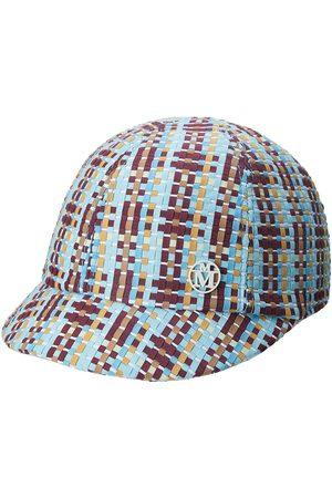 Le Mont St Michel Women Caps - Warren woven baseball cap