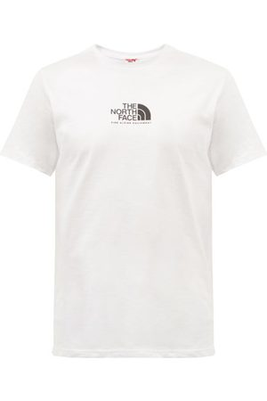 The North Face Fine Alpine Equipment 3 Cotton-jersey T-shirt - Mens