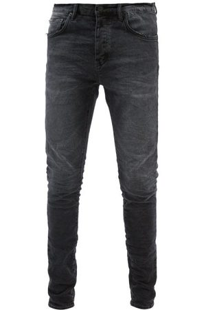 Purple Brand Washed Skinny Jeans - Mens