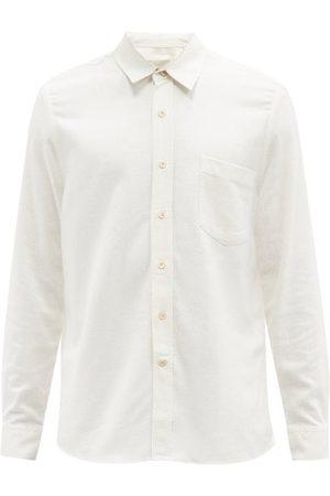 OUR LEGACY Classic Silk Shirt - Mens