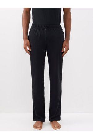 Polo Ralph Lauren Men Pajamas - Logo-embroidered Cotton-jersey Pyjama Trousers - Mens