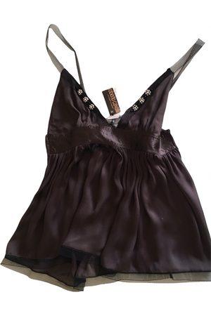 Roberto Cavalli Silk corset