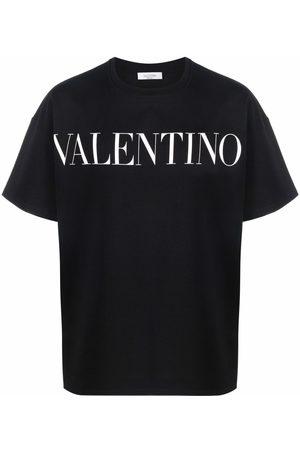 VALENTINO Men T-shirts - Logo-print T-shirt