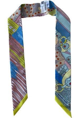 Hermès Twilly 86 silk choker