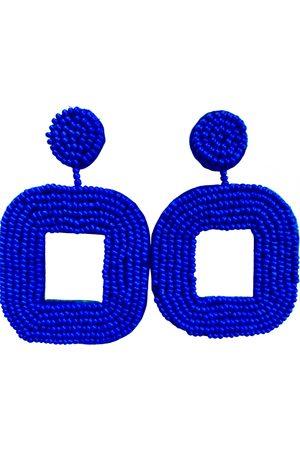 Kenneth Jay Lane Ceramic earrings