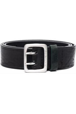 Zadig & Voltaire Men Belts - Buckley leather belt