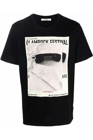 Zadig & Voltaire Men Short Sleeve - Graphic-print short-sleeved T-shirt