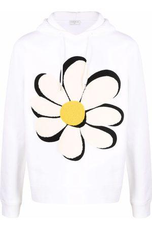 Sandro Daisy-print hoodie