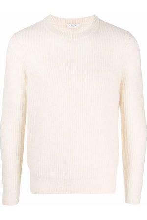 Sandro Boys Sweatshirts - Kid mohair-blend jumper - Neutrals
