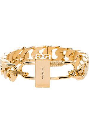Givenchy Men Bracelets - Chain-lock bracelet