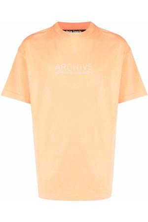 Palm Angels Men T-shirts - Archive-print T-shirt