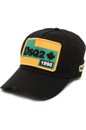 Dsquared2 Men Caps - Logo-patch cap