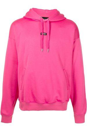 Mackage Men Hoodies - Logo-patch pullover hoodie