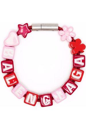 Balenciaga Women Bracelets - Toy beaded bracelet