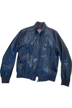 LOREN STEWART Leather jacket