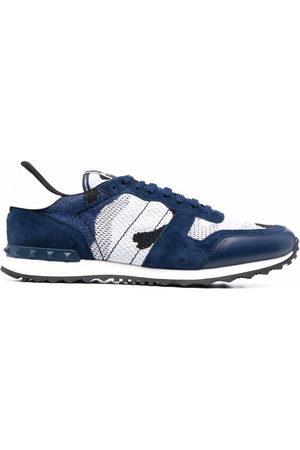 VALENTINO GARAVANI Men Sneakers - Rockrunner low-top sneakers