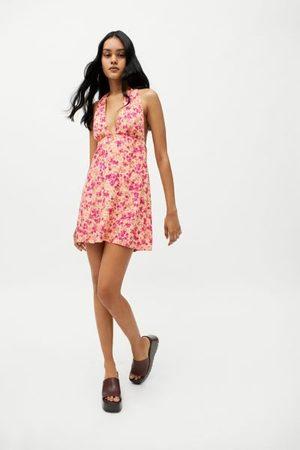 Motel Women Halterneck Dresses - Leana Halter Dress