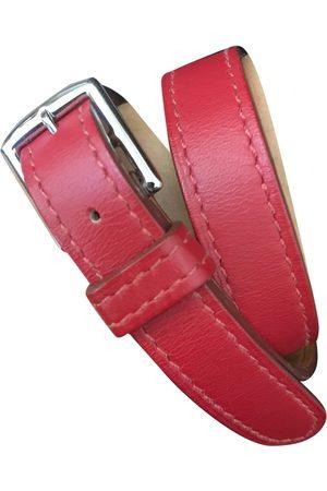 Hermès Etrivière leather bracelet