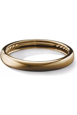 David Yurman Men Rings - 18kt yellow Classic ring
