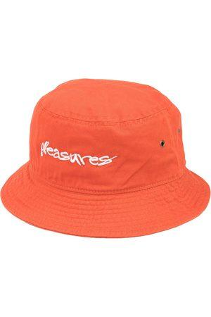 Pleasures Men Hats - Hyde logo bucket hat
