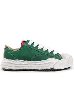 Maison Mihara Yasuhiro Sneakers - Colour-block low-top sneakers