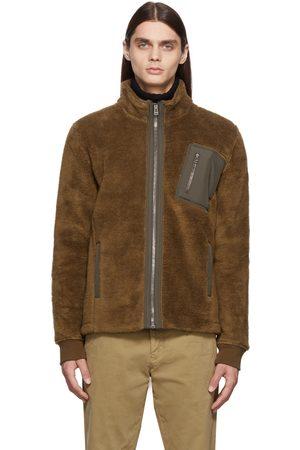 Belstaff Men Fleece Jackets - Tan Herne Jacket