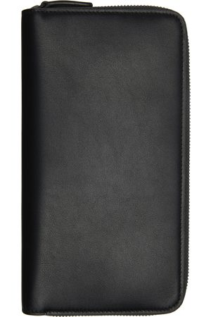 Common Projects Men Wallets - Black Continental Wallet