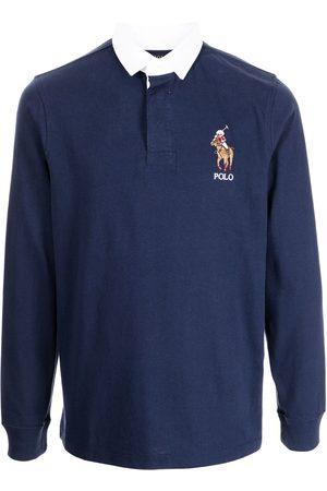 Polo Ralph Lauren Men Polo Shirts - Embroidered-design polo shirt
