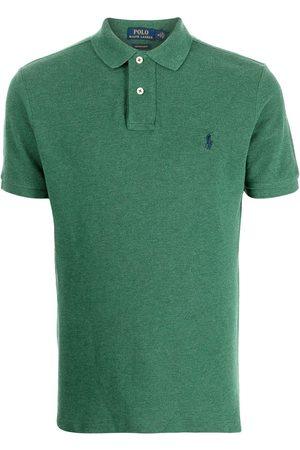 Polo Ralph Lauren Men Polo Shirts - Embroidered-motif polo shirt