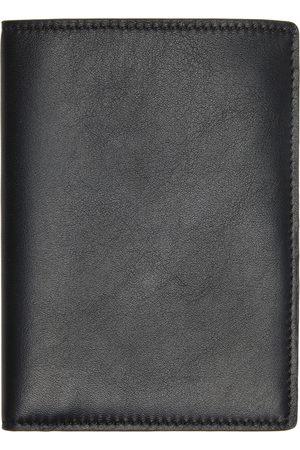 COMMON PROJECTS Black Passport Folio Wallet
