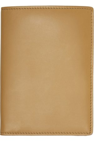 COMMON PROJECTS Tan Passport Folio Wallet