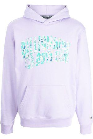 Billionaire Boys Club Men Hoodies - Arch logo-print cotton hoodie