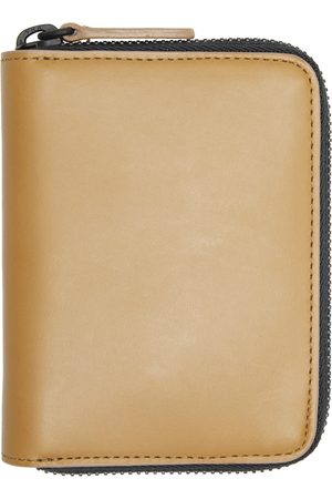 COMMON PROJECTS Tan Zip Coin Case Wallet