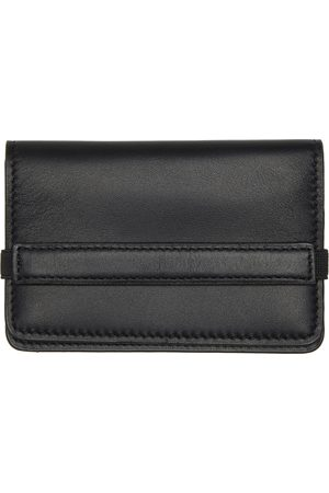 COMMON PROJECTS Black Accordion Wallet