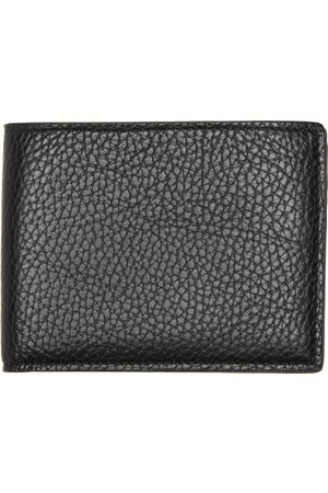 COMMON PROJECTS Black Grained Standard Wallet