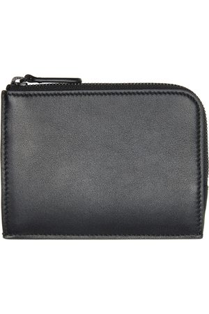 COMMON PROJECTS Black Zipper Wallet