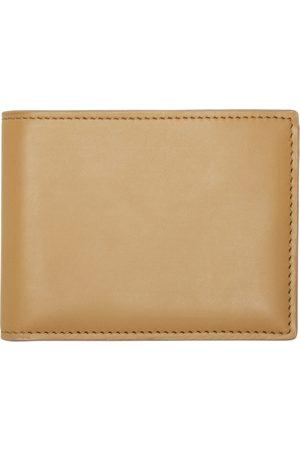 COMMON PROJECTS Men Wallets - Tan Standard Wallet