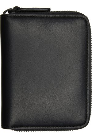 COMMON PROJECTS Black Zip Coin Case Wallet