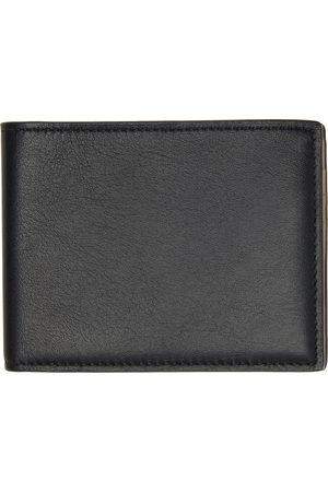 COMMON PROJECTS Black Calfskin Standard Wallet