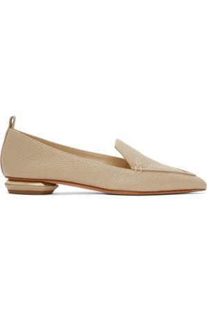 Nicholas Kirkwood Women Loafers - Beige Beya Loafers