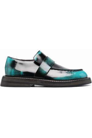 MARSÈLL Men Loafers - Alluce leather loafers