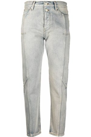 IRO Women High Waisted - High-rise tapered jeans