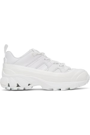 Burberry Leather Arthur Sneakers