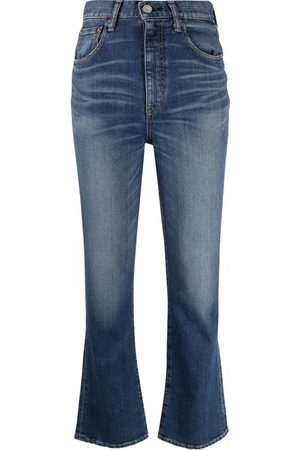 Moussy Women High Waisted - High-waisted jeans
