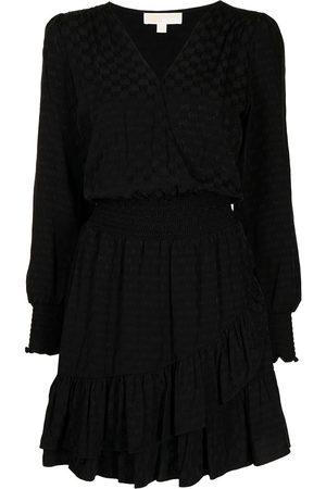 Michael Kors Julia ruffled dress
