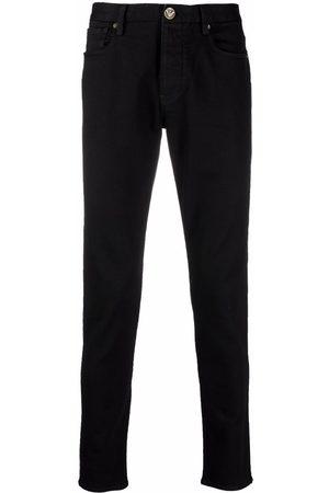 Emporio Armani Men Skinny Pants - Slim-cut trousers